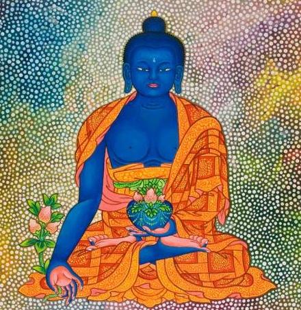 Puja especial del Buda de la Medicina