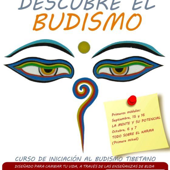 Nueva edición de DESCUBRE EL BUDISMO