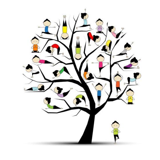 Prevención y tratamiento de lesiones: Yoga para adultos