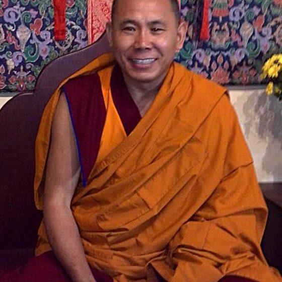 Gueshe Yeshe Rinchen – Cómo realizar la purificación