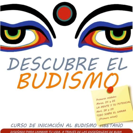 Nuevo edición de Descubre El Budismo