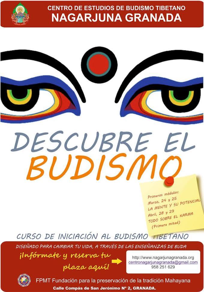 descubre budismo