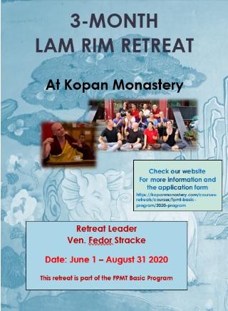 retreat kopan