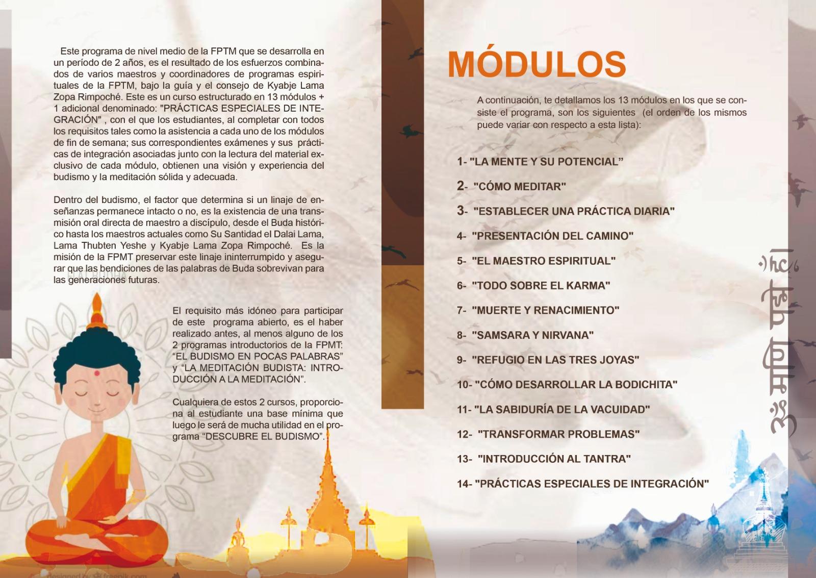 Descubre el budismo 2