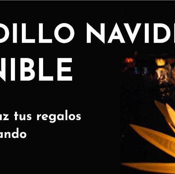 MERCADILLO NAVIDEÑO SOSTENIBLE